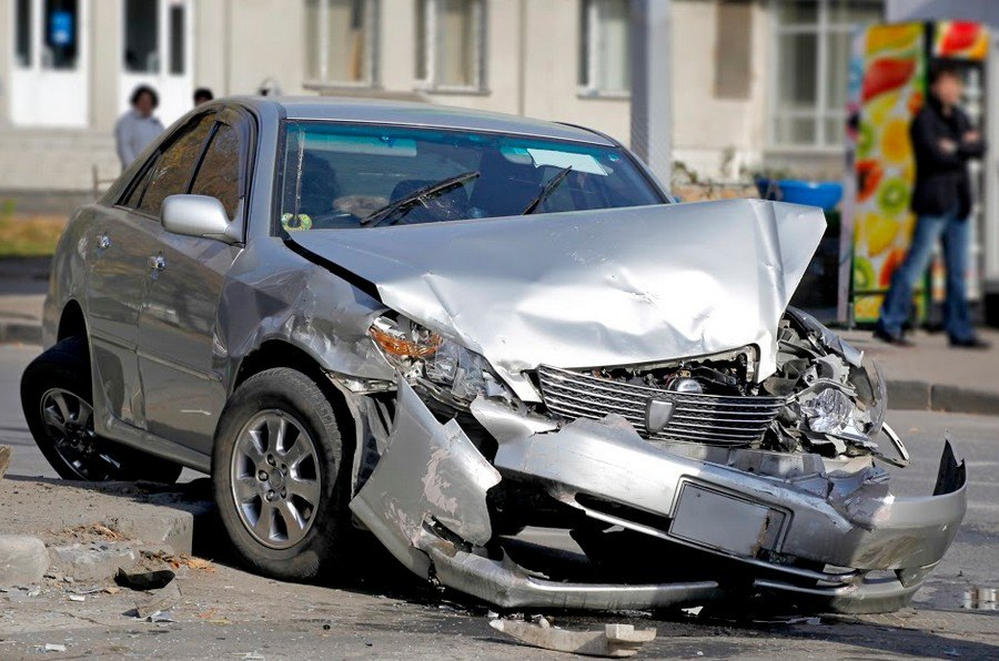 Vallejo Driver Injured in Napa Crash