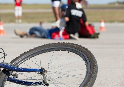 Head Trauma in a North Highlands Bicycle Accident
