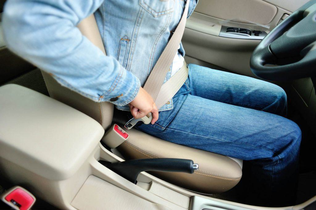 Injuries Exacerbated by Ignoring Seatbelts