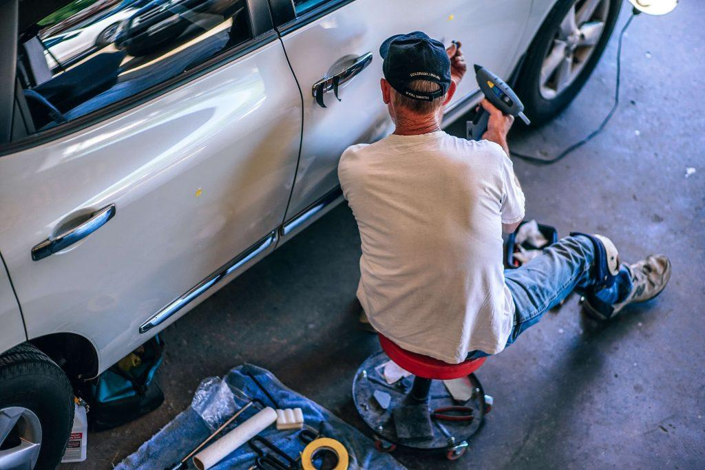 Laws on Automotive Repair in California