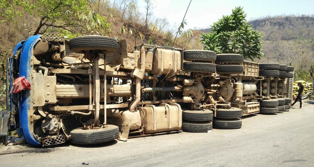 Overloaded Truck Accidents