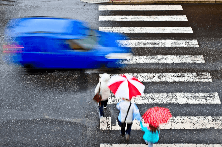 Pedestrian Statistics