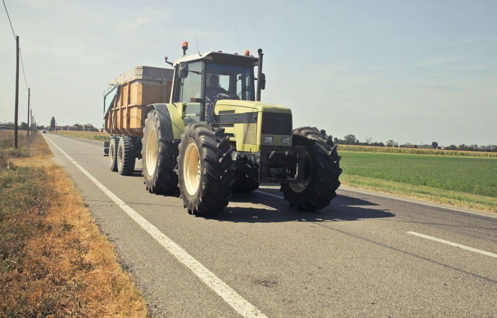 Sacramento Tractor Accident Lawyer