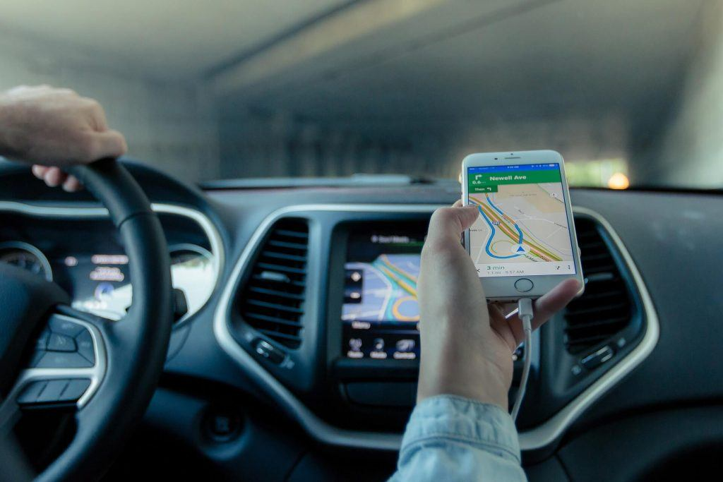 The Link Between Distracted Driving and Older Adults