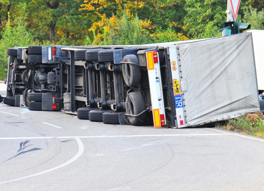 Wide Turn Truck Accidents