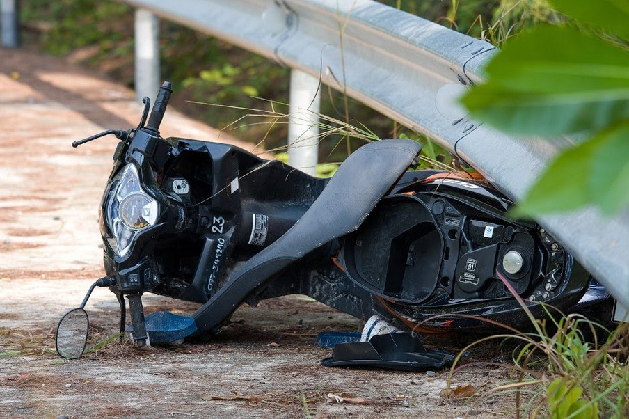 Major Injury Fairfield Motorcycle Crash