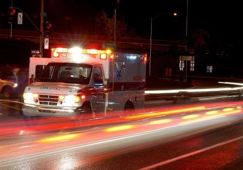 Motor Vehicle Collision on Interstate 5