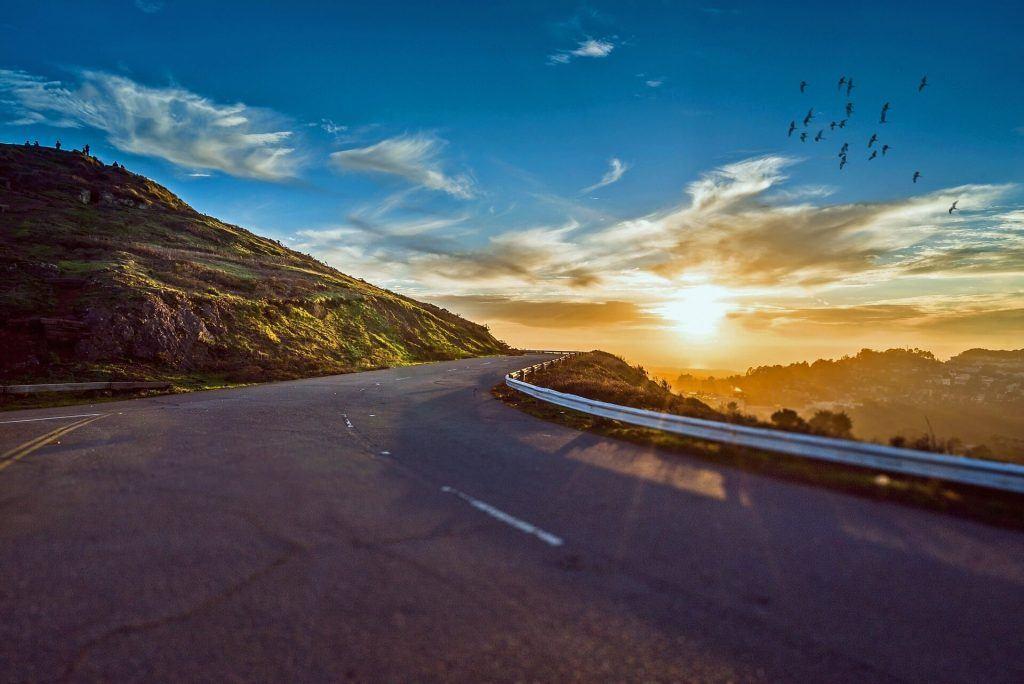 Top Ten Dangerous Roads in California