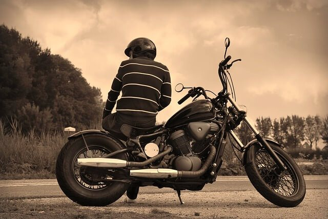 Memory Lapses Play a Role in Motorcycle Accidents According to Study