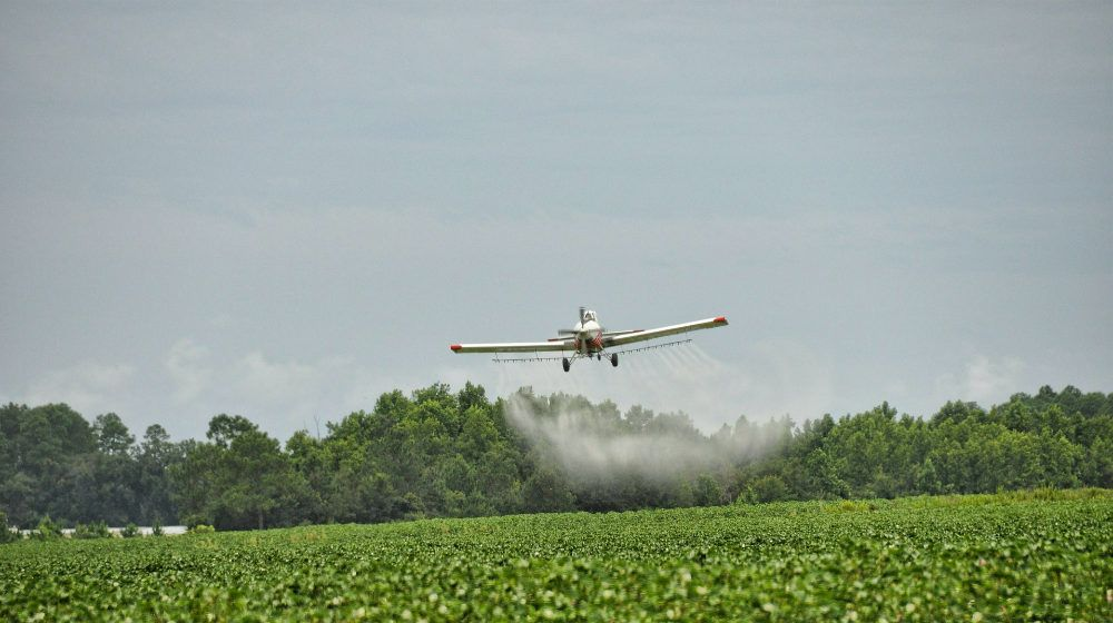 Crop Duster Accidents