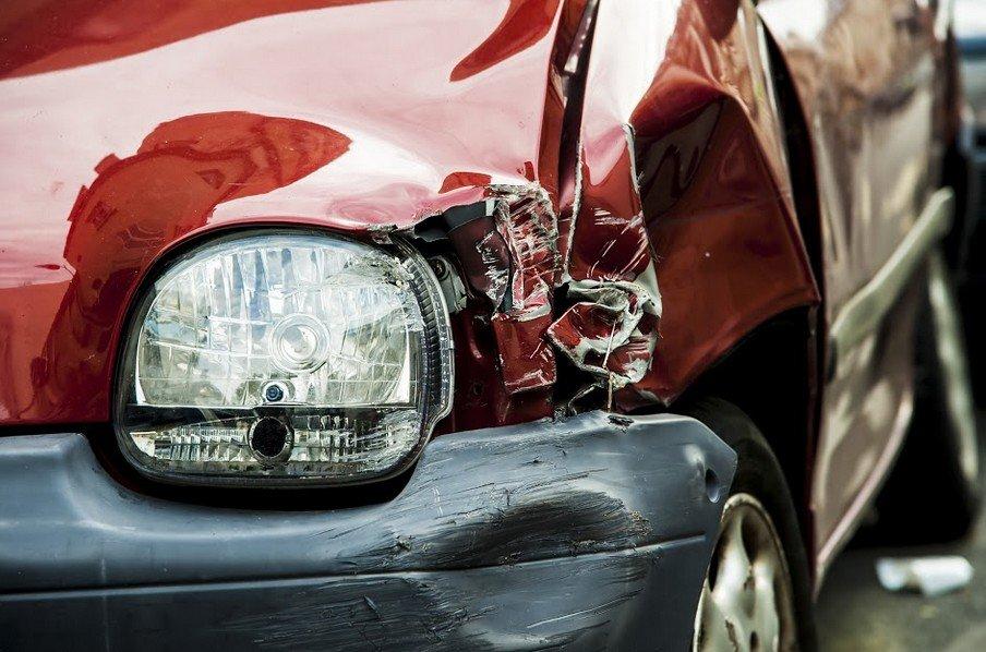 Napa Pickup Truck Crash Injures One