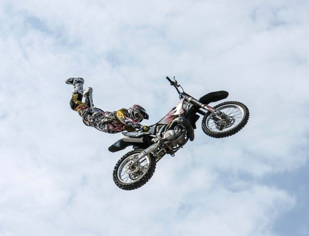 Davis Motorcycle Accident Attorney