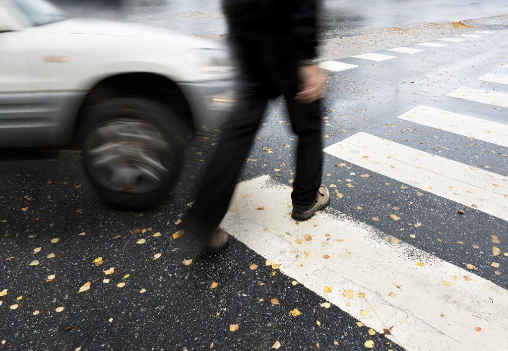 Davis Pedestrian Accident Lawyer