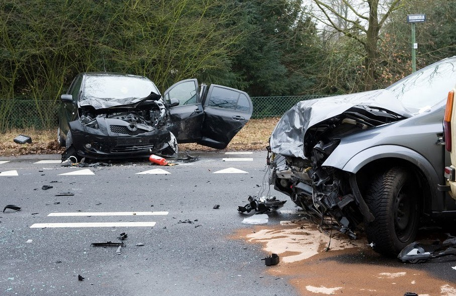 Head-On Napa Crash Hospitalizes Four