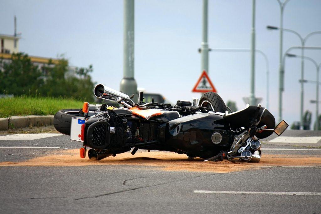 Motorcycle Crash in Rio Linda Causes Major Injuries