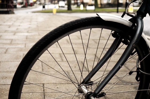 The Dangers of a Bicycle Tire Accident