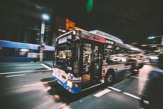 Bus and Minivan Intersection Collision in South Sacramento