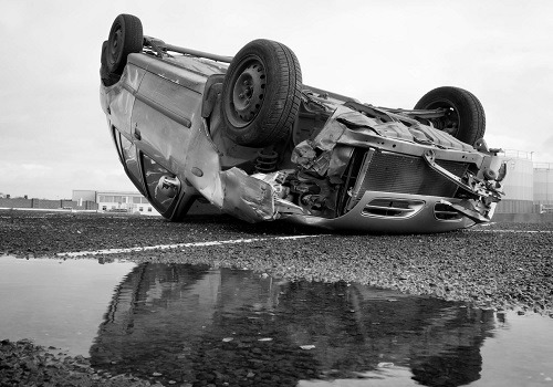 Drunk Driving Suspected in Rollover Near Rancho Murieta