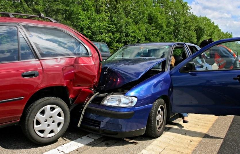 Highway 12 Crash Injures One