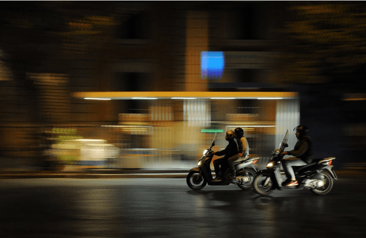 Monthly Rental Mopeds Hit Sacramento Streets