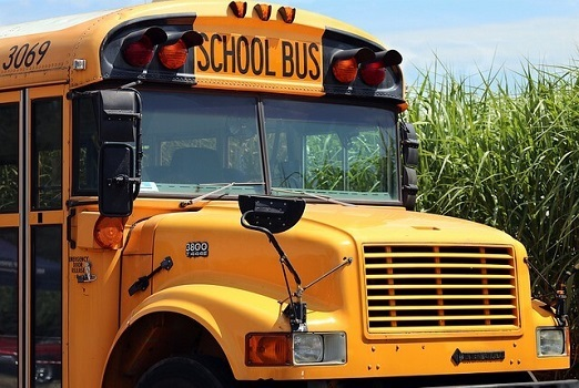 School Bus Crashes into Home in Citrus Heights