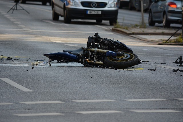 The Most Common Injuries Suffered by Motorcyclists