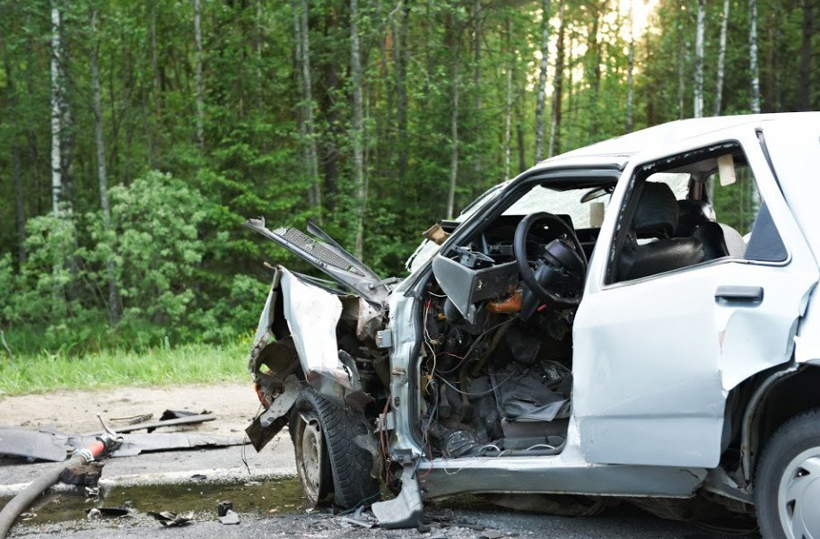 Auto Accidents in Yreka