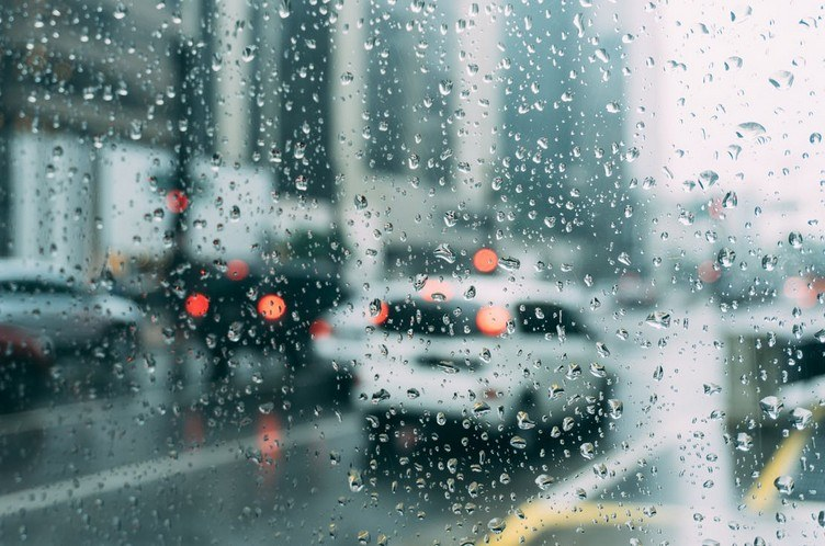 How Rain Affects Accidents in Fairfield