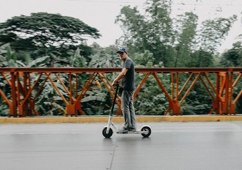 More Injuries Associated With Electric Scooters