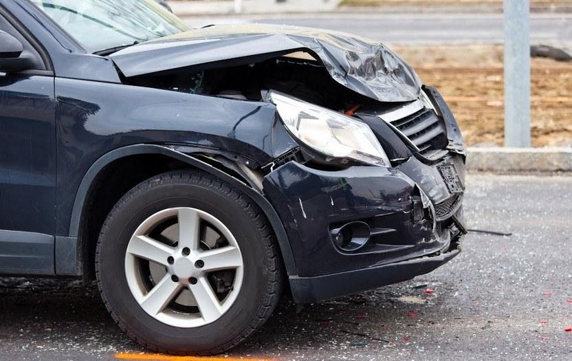 Napa Car Crash Hospitalizes Two