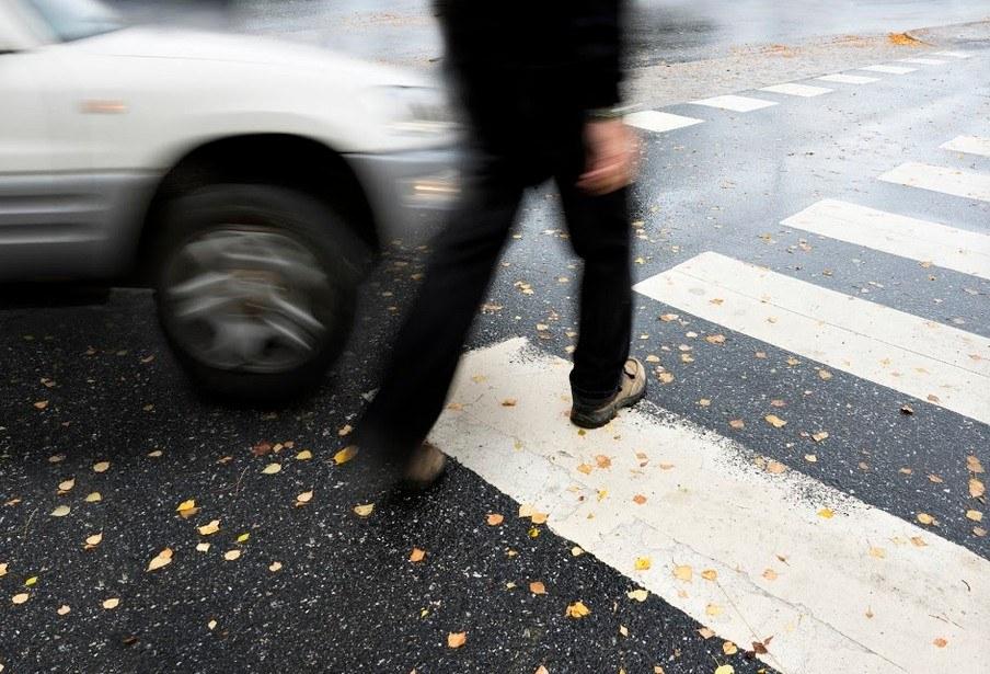 One Hurt in Eureka Area Hit-and-Run Collision