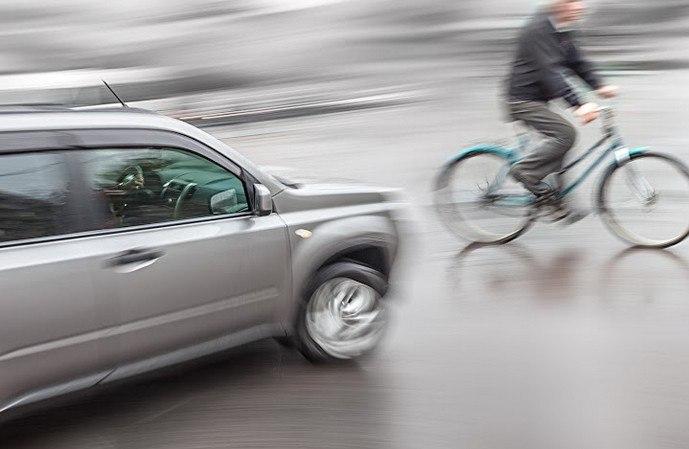 Redding Bicycle Accident Data