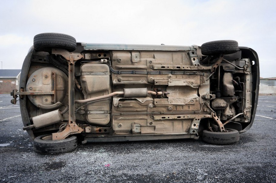 Sutter County Rollover Accident Causes Major Trauma