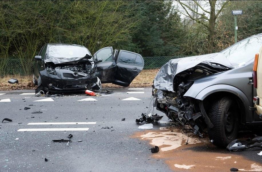Three Hurt in Crash Near Crescent City