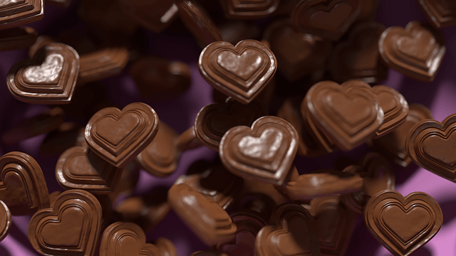 The Gift of Chocolate: Romantic and Healthful