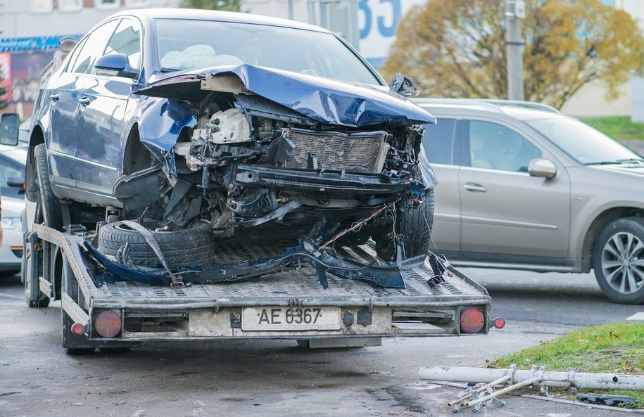 Alleged Napa DUI Crash Injures Child