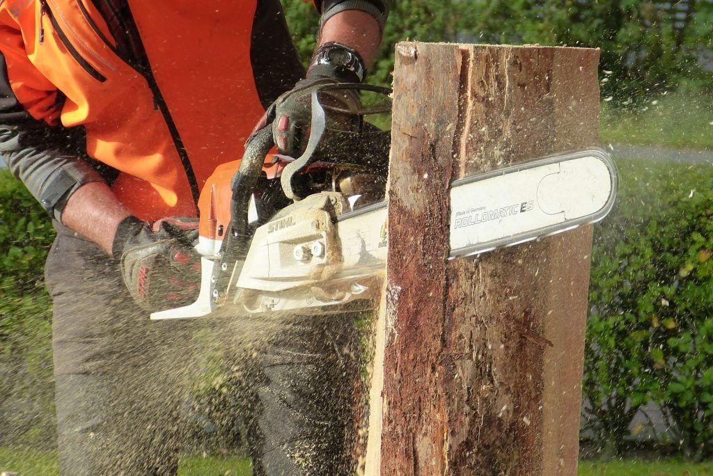 Chainsaw Accidents