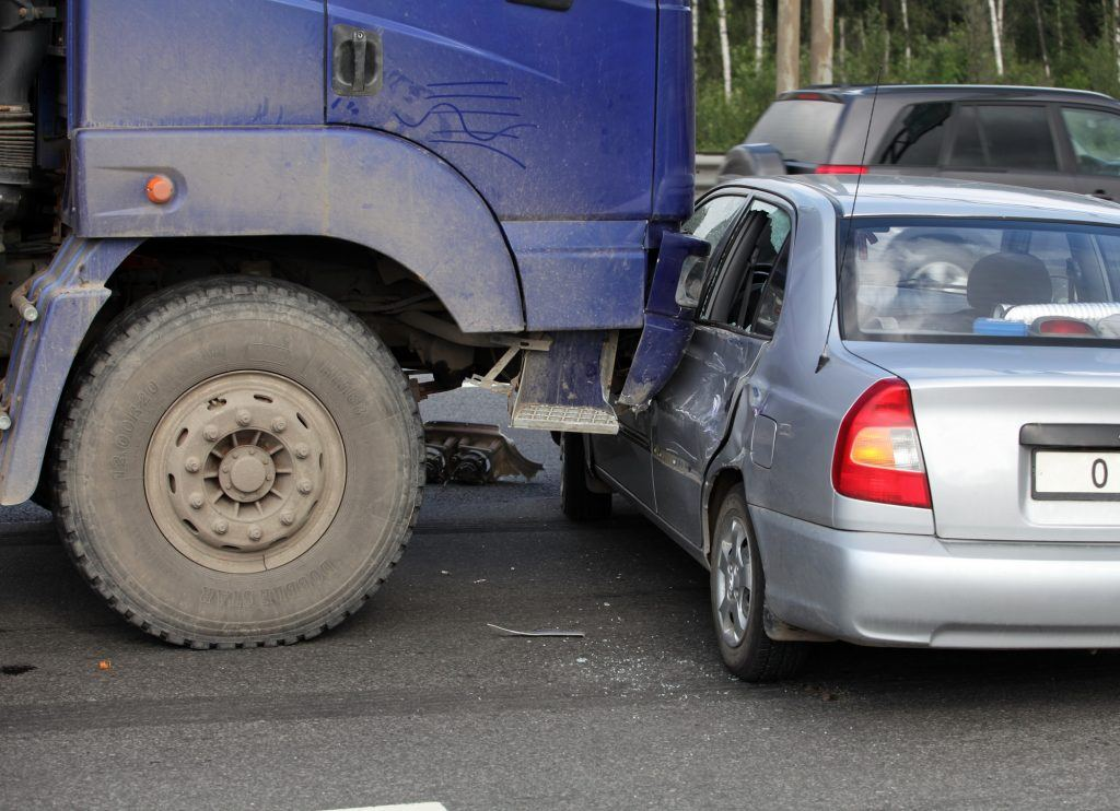 Natomas Truck Accident Lawyer