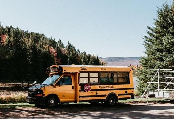 Redding School Bus Accident Hospitalizes One