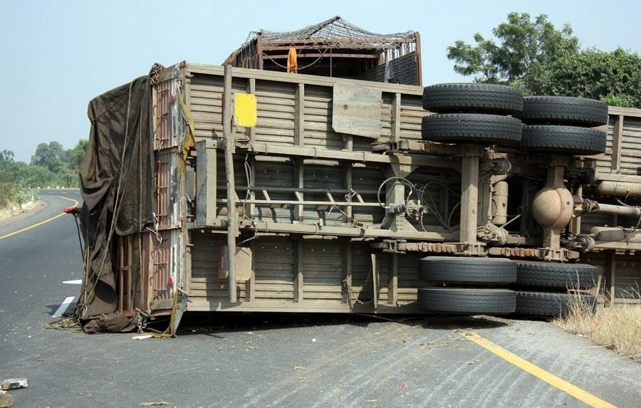 Trucking Accidents in Eureka