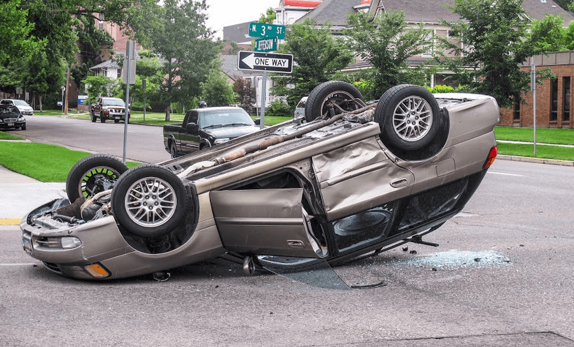 Woman Hospitalized After Rollover Crash in Arcata