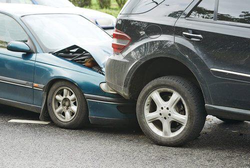 Minor Injury Crash on Interstate 5 in Stockton