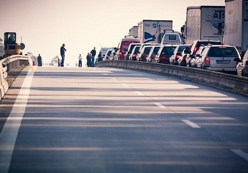 Multiple Vehicle Collision Involves Big Rig on Interstate 5