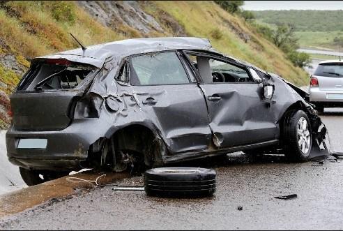 Oregon Woman Hurt in Crescent City Car Crash