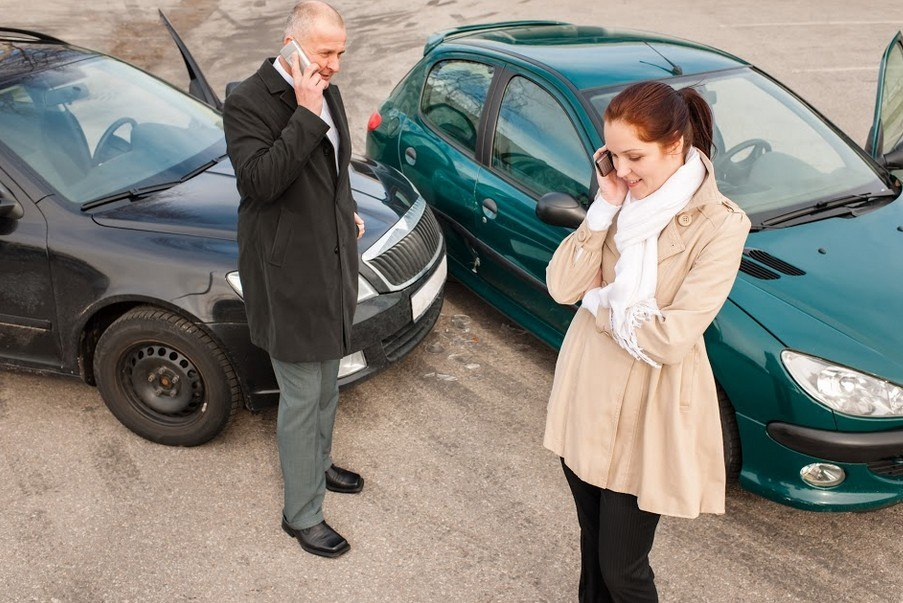 What Causes Car Accidents in Woodland?
