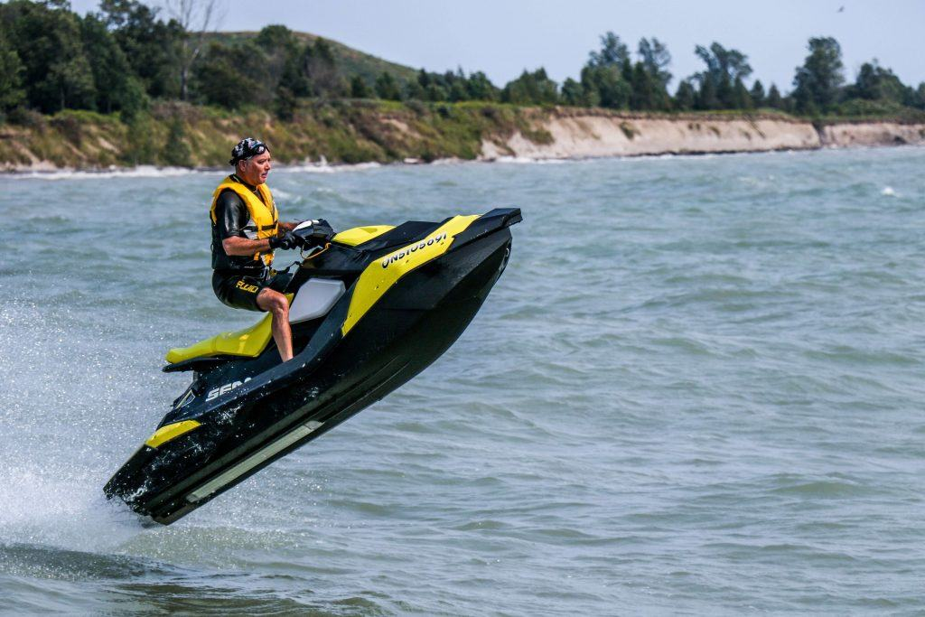 Jet Skiing Accident Causes Serious Injuries