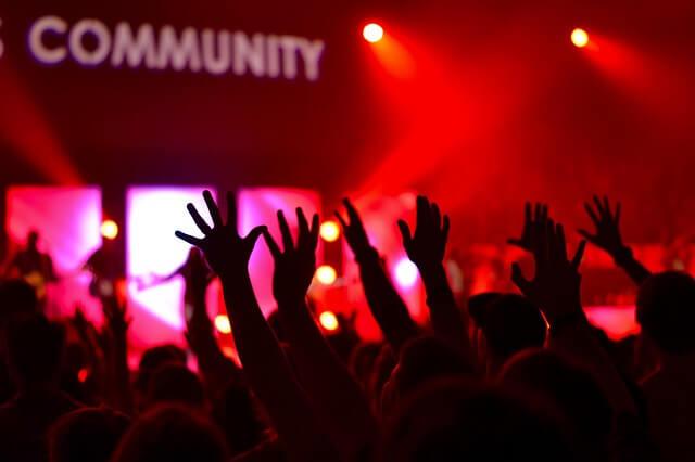 livestream music events