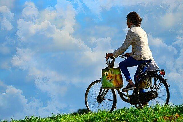 Sacramento bicyling