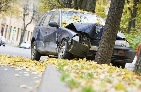 Elderly Calistoga Woman Injured in Napa County Car Crash
