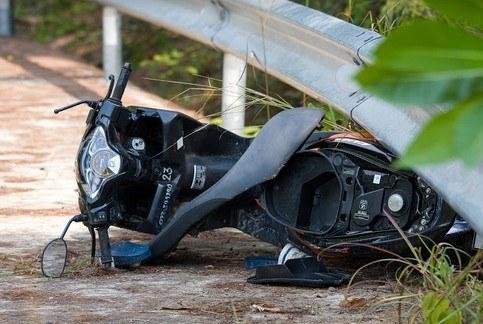 Napa Man Hospitalized Following Motorcycle Crash Near Lake Berryessa